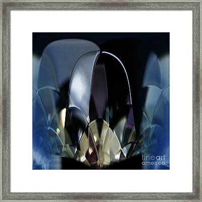 Join Me In The Pure Atmosphere Framed Print by Sharon Mau