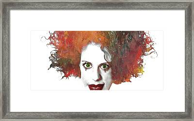Jokers Bride Framed Print by Stefan Kuhn