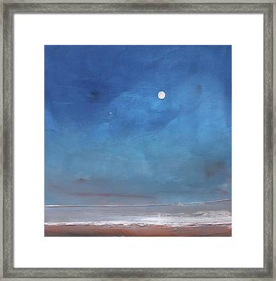 Journey Home Framed Print by Toni Grote