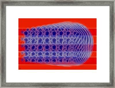 July Fourth Framed Print by Kevin  Sherf