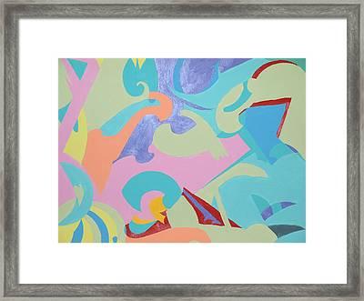 Jumbo Soup Framed Print by Robert Margetts