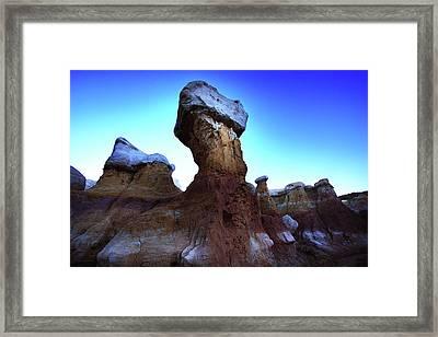 Jurassic Park Framed Print by Brian Gustafson