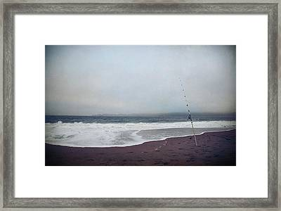 Just Me And My Thoughts Framed Print by Laurie Search