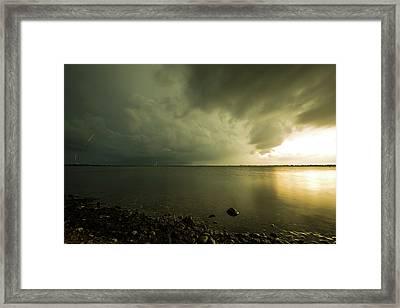 Kampeska Rotation Framed Print by Aaron J Groen
