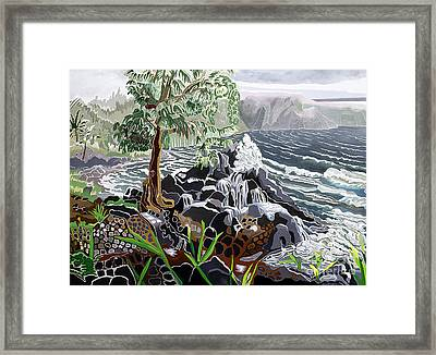 Keanae Framed Print by Fay Biegun - Printscapes