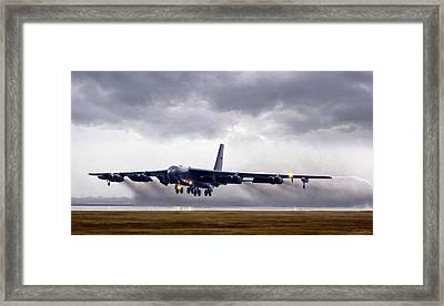Keep On Truckin Framed Print by Peter Chilelli
