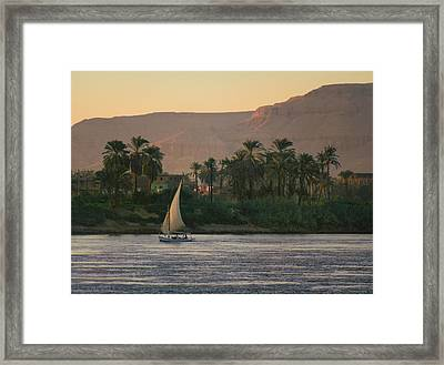 Keep Smiling.. Framed Print by A Rey