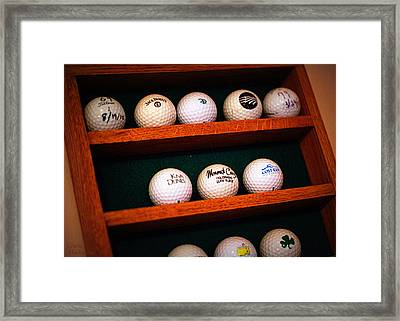 Keepers Framed Print by Cricket Hackmann