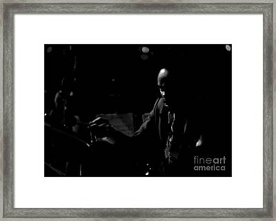 Keepin Time Framed Print by Arni Katz