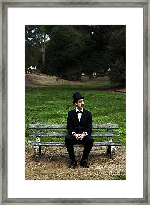 Killing Time Framed Print by Jorgo Photography - Wall Art Gallery