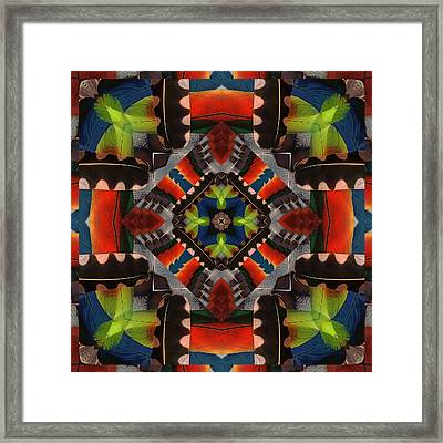 Kindred Spirits Framed Print by Bell And Todd