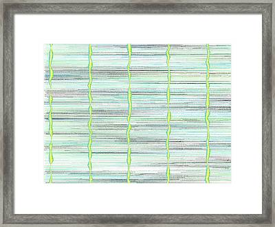 L16-19 Framed Print by Gareth Lewis