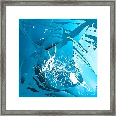 La Musica Framed Print by Gerlinde Keating - Keating Associates Inc
