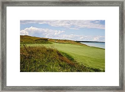 Lakeside Beauty Framed Print by Scott Pellegrin