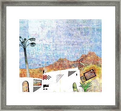 Lanzarote 1 Framed Print by Andy  Mercer