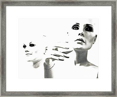 Last Glance Back Framed Print by Joe Jake Pratt