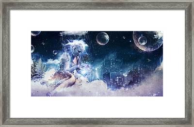 Last Goodbye Framed Print by Cameron Gray