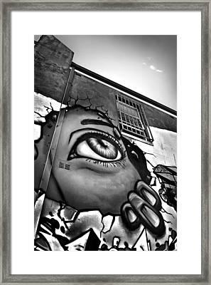 Last Hope Framed Print by Az Jackson