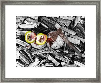 Last Try Framed Print by Sergey Voronin