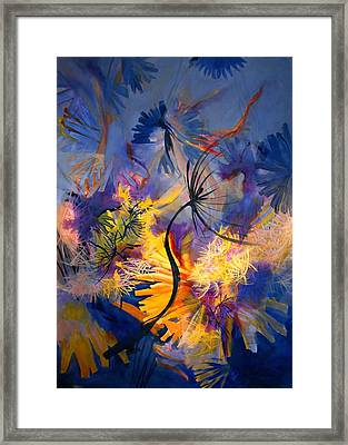 Late Summer Framed Print by Georg Douglas