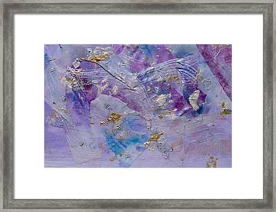 Lavender Haze Framed Print by Don  Wright