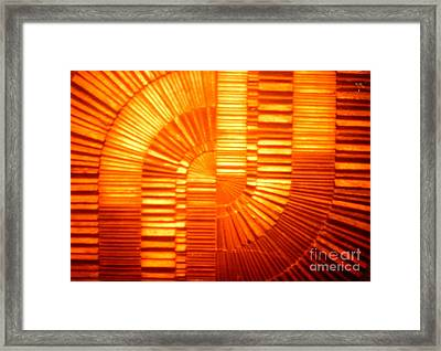 Law Of Attraction Framed Print by Shasta Eone