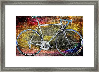Le Champion Framed Print by Julie Niemela