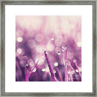 Le Reveil - S03c2b Framed Print by Variance Collections