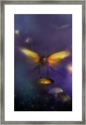 Leapfrog Framed Print by Joe Gilronan