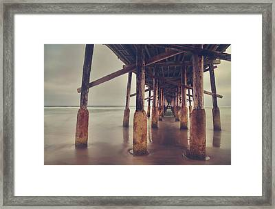 Learning To Live Without You Framed Print by Laurie Search
