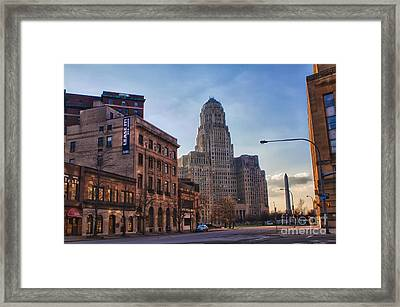Lease It Framed Print by Chuck Alaimo