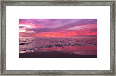 Leave Us To Dream 2 Framed Print by Betsy Knapp