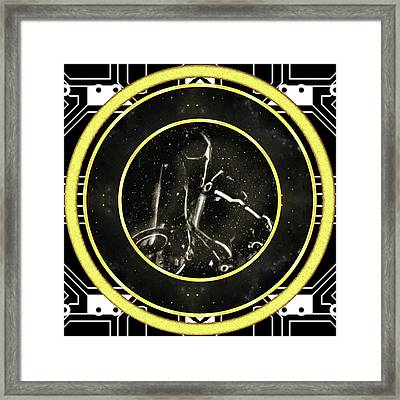 Legacy's Ghost Framed Print by Mario Carini