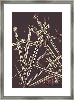 Legion Of Arms Framed Print by Jorgo Photography - Wall Art Gallery