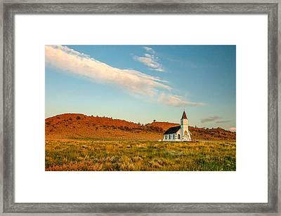 Lennep Morn Framed Print by Todd Klassy