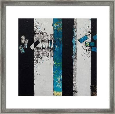 Let It Flow Framed Print by Laura Lein-Svencner
