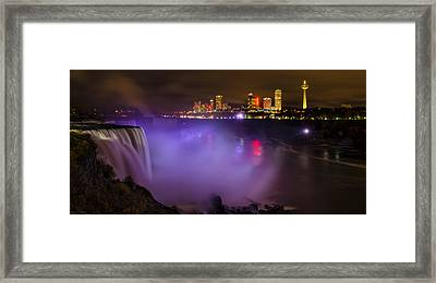 Let There Be Light Framed Print by Mark Papke