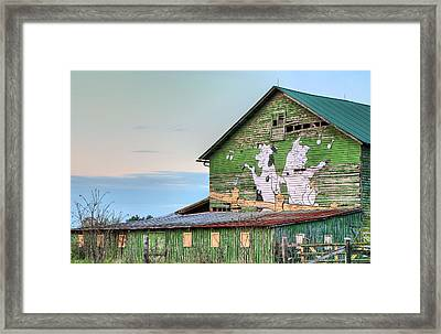 Lets Dance Framed Print by JC Findley