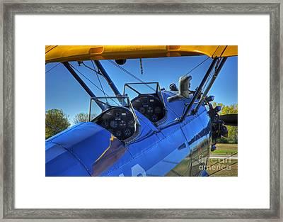 Lets Fly Framed Print by Fred Lassmann