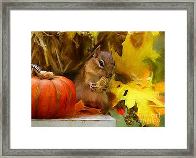 Lets Get This Party Started Framed Print by Tina  LeCour