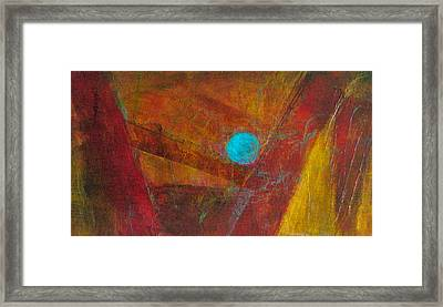 Life Force Framed Print by Mary Sullivan