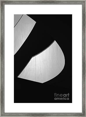 Light And Dark Framed Print by Hideaki Sakurai