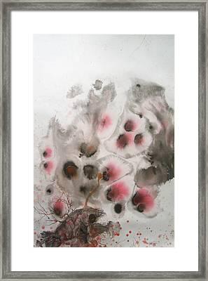 Light In The Deep Framed Print by Kyle Ethan Fischer