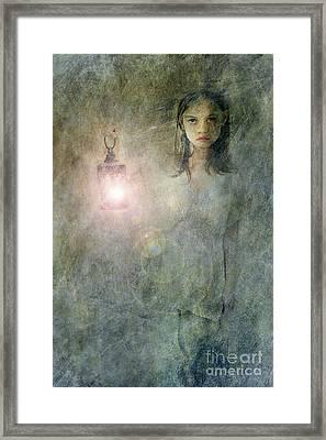Light Keeper Framed Print by Stephanie Frey