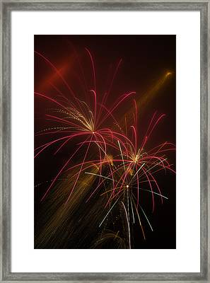 Light Up The Night Framed Print by Garry Gay