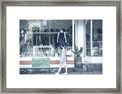 Like Framed Print by Cho Me