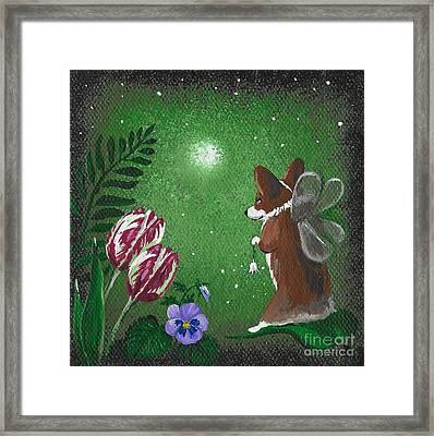 Lily Bell Framed Print by Margaryta Yermolayeva