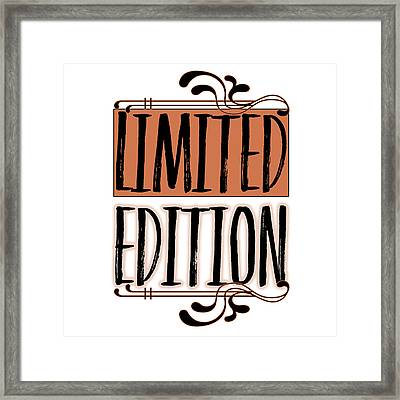 Limited Edition Framed Print by Melanie Viola