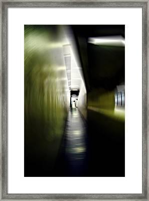 Lincolns Vertigo Framed Print by Scott  Wyatt