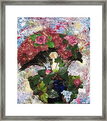 Linda Adams 2010 Time To Go  Framed Print by HollyWood Creation By linda zanini